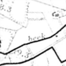 Waterschapskaart 1959