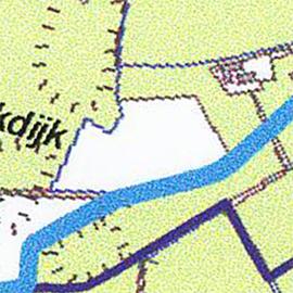 Waterschapskaart 2006