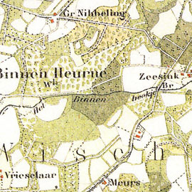 Binne heurne 1914